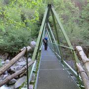 Ponte sopra il Ri di Verdasio