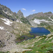 Laghetto Campolungo 2260 m