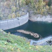 Lago nella Val di Roggiasca 956 m