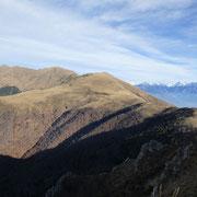 Verso il Monte Bregagno