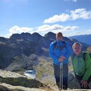 Cima quotata 2450 m