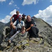 Gloggentürmli 2728 m
