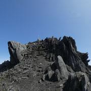 Nufenenstock 2866 m
