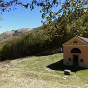 Oratorio e Rifugio Sant'Anna 1342 m