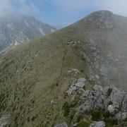 Pizzo di Corbella 2066 m e Bocchetta d'Orgnana