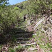 Bella scalinata