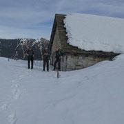 Alpe della Costa 1611 m