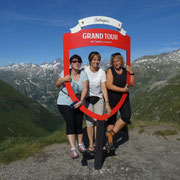 Passo del Furka 2429 m