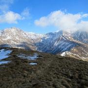Val di Serdena con il Camoghè ed il Gazzirola