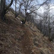 Salita al Monte Giove
