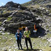 Passo Bareta 2272 m
