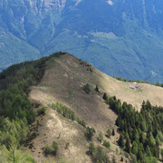 Cima d'Aspra e Alpe