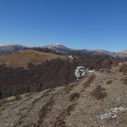 Vista dal Passo Pairolo 1405 m