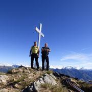 Croce sul Monte Gambarogno 1674 m