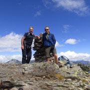 Piz d'Arbeola 2600 m