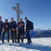 Monte Cadrigna 1300 m con Steve e Giorgio