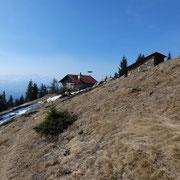 Alp de Martum (Rifugio) 1845 m