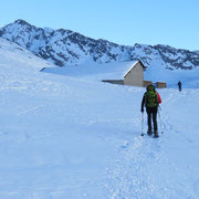 Passo dell'Uomo 2218 m