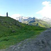 Passo del Lucomagno (Ospizio) 1917 m