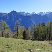 Alpe Motarina 1578 m