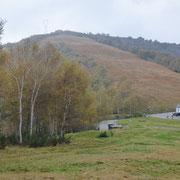 La Forcora 1183 m con il Monte Cadrigna