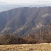 Caneggio, Monte e Casima
