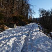 Sulla strada verso Pianca