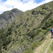 Verso i Monti Idacca