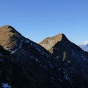 Motto Rotondo e Monte Tamaro