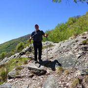 ..... fino a Pasturone dove deviamo per l'Alpe di Neggia
