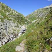 Entriamo nella Val Cadlimo
