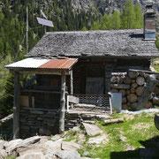 Alpe Bragnei 1622 m