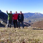 Passo del Pairolo 1406 m