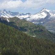 Verso il Massiccio del San Gottardo