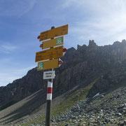 Valserberg 2503 m