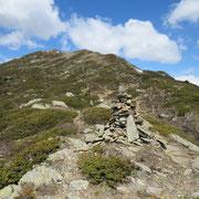 Passo Crastumo 2117 m