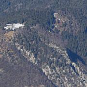 Monti di Parusciana e Saurù