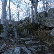 Sentiero per i Monti della Zotta