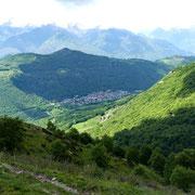 Verso Muricce e Isone