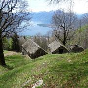 Monti di Gola Secca 1296 m