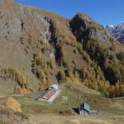 Alpe Cavalasca 1829 m