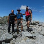 Fuorcla dil Lai Blau 2855 m