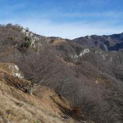 Monte Pradè e Il Torrione