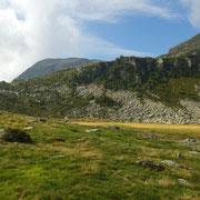 Alp de Mem e Piz de Molinera