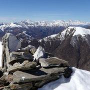 Monte Faierone 1715 m