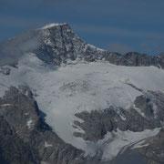 Galenstock e Tiefengletscher
