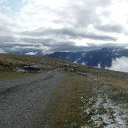 Posteggio di Tguma 2340 m