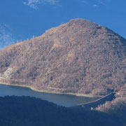 Monte Borgna e Lago Delio