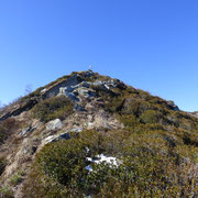 La croce sul Monte Gambarogno