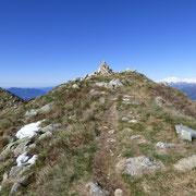 Monte Gambarogno 1734 m